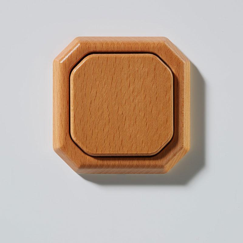 Holzschalter Rustika