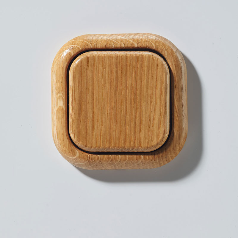 Holzschalter Soft